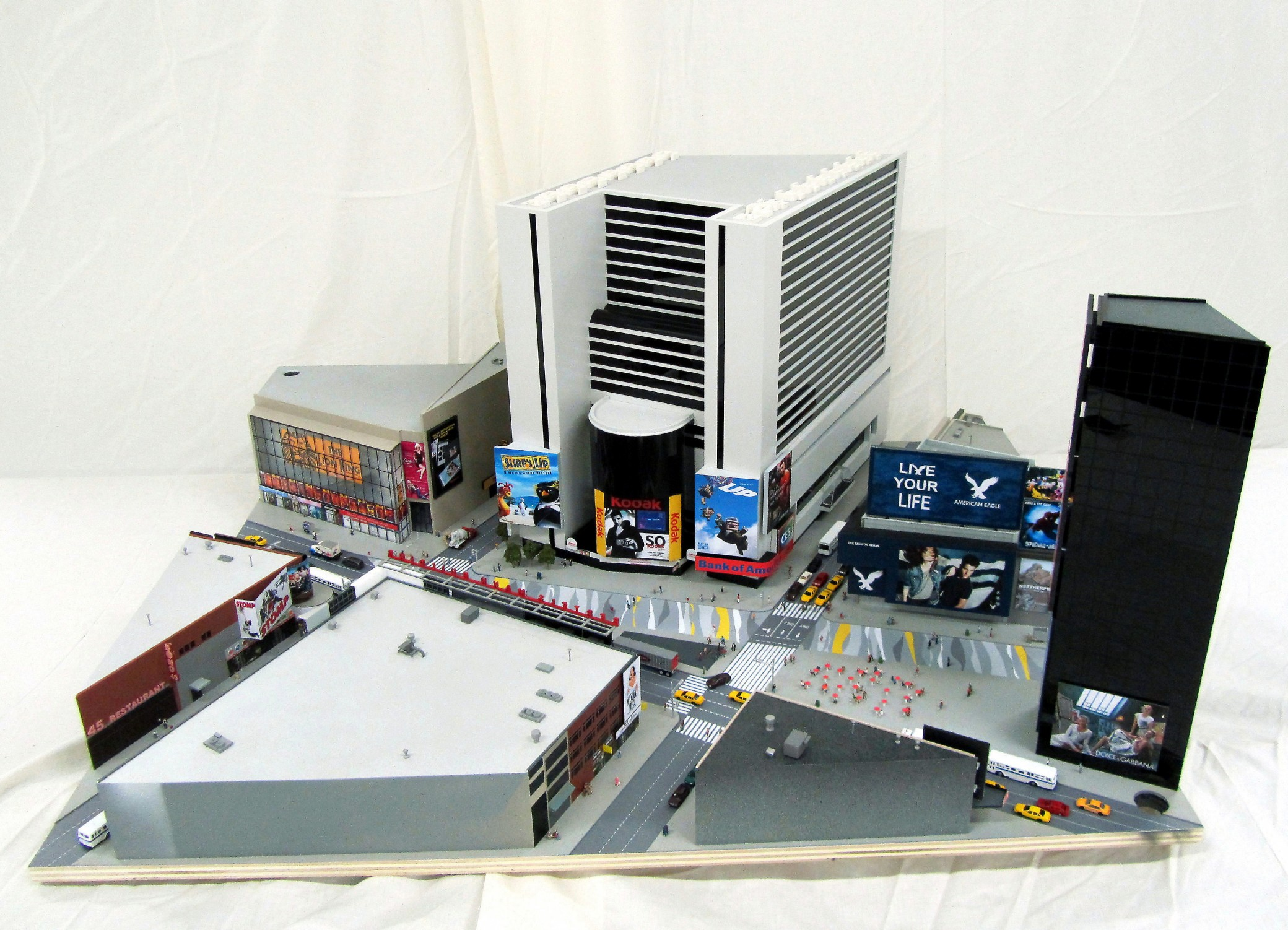 Trade show display model
