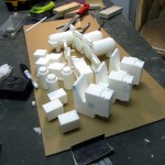 cutaway scale models