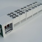 industrial trade show model