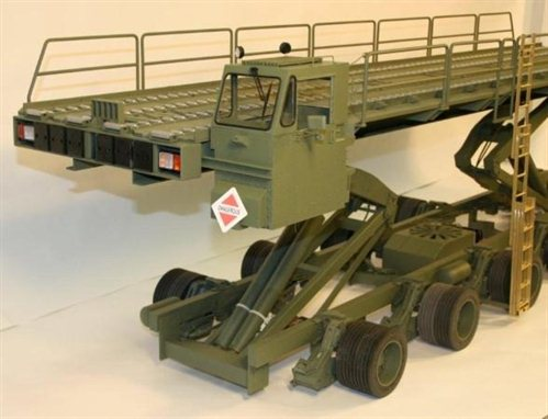 60K Tunner Scale Model military