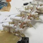 moldel making