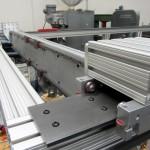 CNC router hand built in model shop