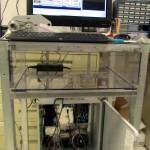 Scale model shop CNC router
