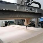 CNC Router hand built model shop