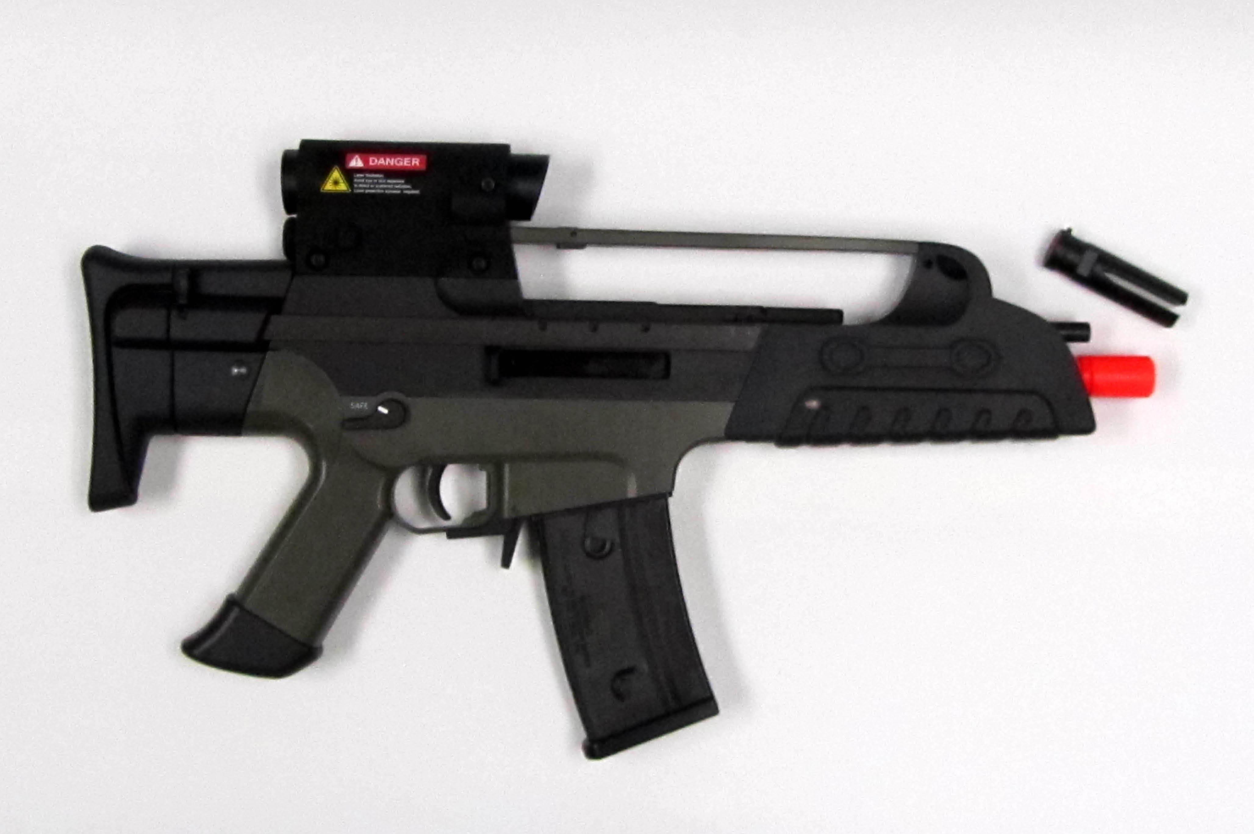 airsoft gun replica