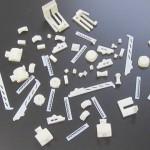 3D printed parts catwalk model