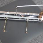 catwalk model unfinished