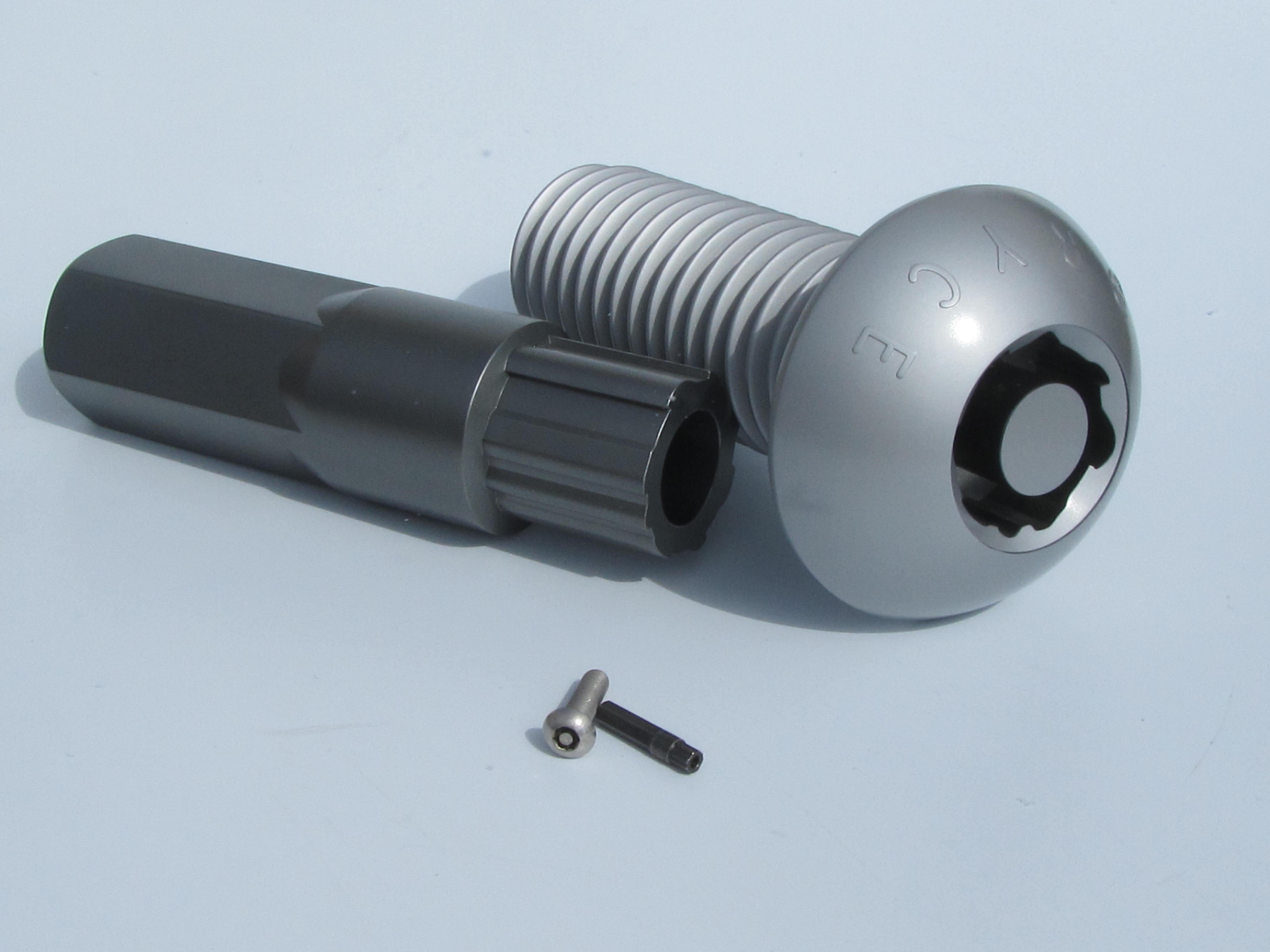 machine screw model