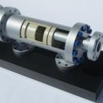 Industrial Cutaway Model