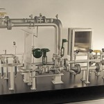 industrial skid model