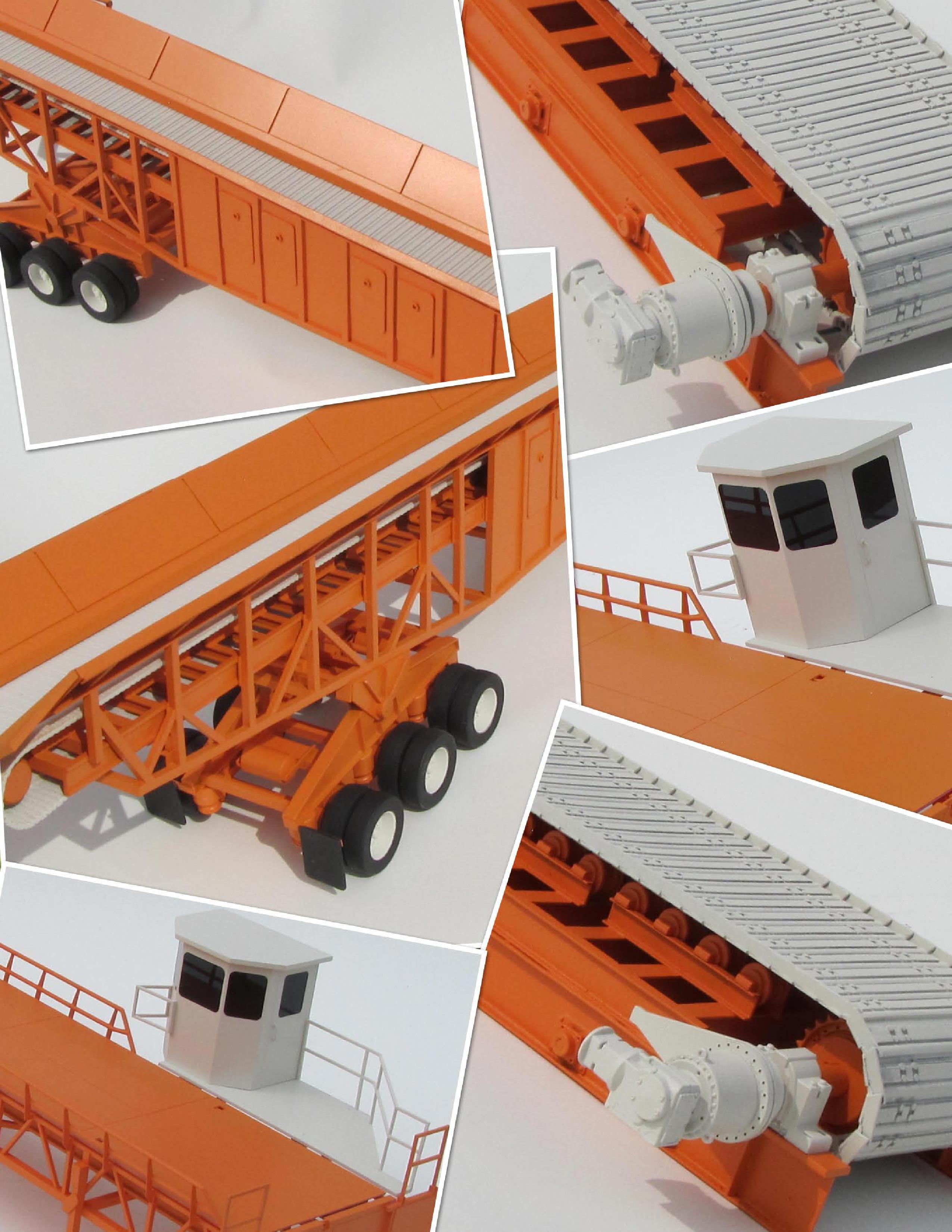 Mining Equipment Models