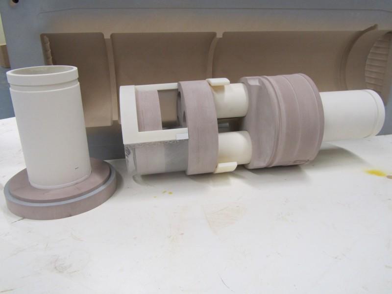 cutaway model parts