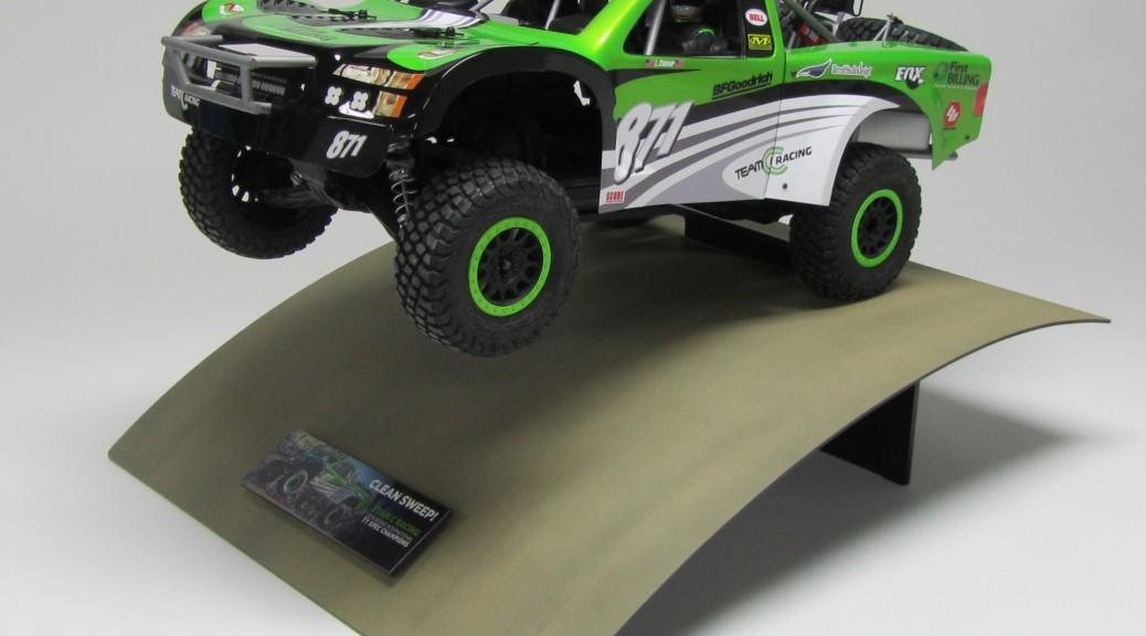 custom trophy truck model
