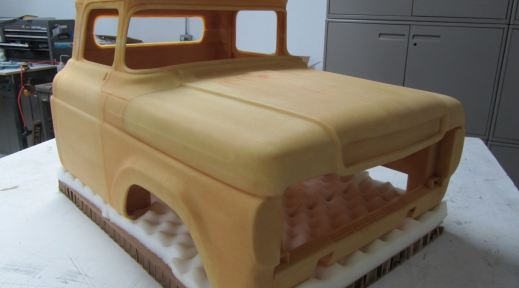 naked scale model